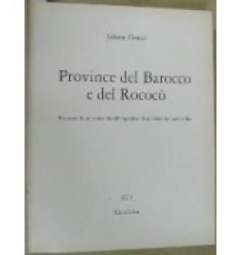 Province del Barocco e del Rococ
