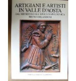 Artigiani e artisti in Valle d'Aosta