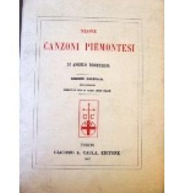 Nuove Canzoni Piemontesi