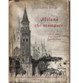 Milano che scompare