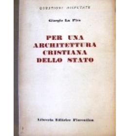 Per una architettura cristiana dello stato