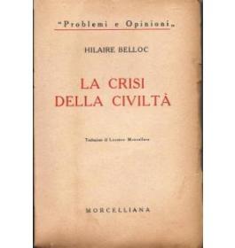 La crisi della civilta'
