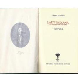 Lady Roxana. L'amante fortunata