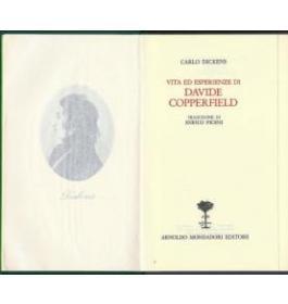 Vita ed esperienze di Davide Copperfiled