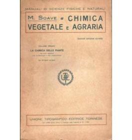Chimica vegetale e agraria