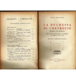 La duchessa di Chevreuse