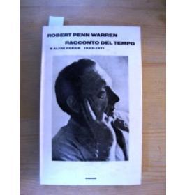 Racconto del tempo e altre poesie 1923-1971