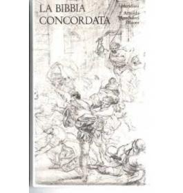 Bibbia Concordata  Nuovo Testamento