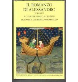 Romanzo di Alessandro  Volume Primo (Il)