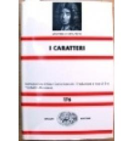 Caratteri (I)