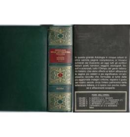 Antologia della letteratura italiana