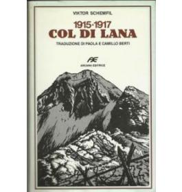 1915-1917 Col di Lana