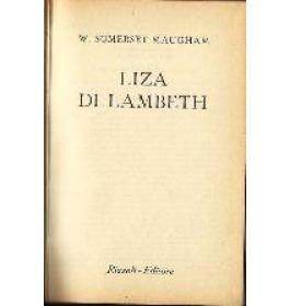 Liza di Lambeth