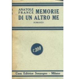 Memorie di un altro me