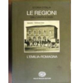 Storia d'Italia. Le regioni dall'unit a oggi. L'Emilia Romagna
