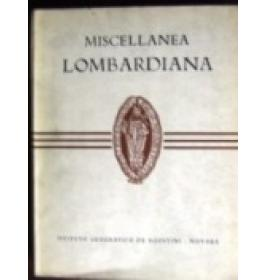 Miscellanea lombardiana