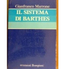 Sistema di Barthes (Il)
