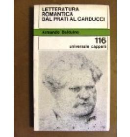 Letteratura romantica dal Prati al Carducci