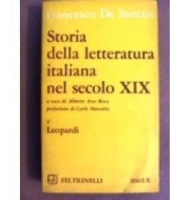 Storia della letteratura italiana nel secolo XIX. Vol IV