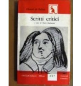 Scritti critici