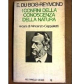 Confini della conoscenza della natura (I)