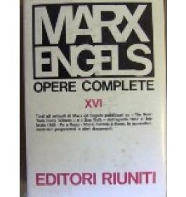 Opere complete XVI
