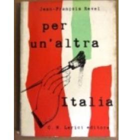 Per un'altra Italia