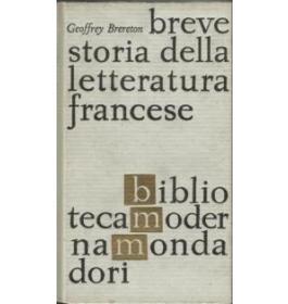 Breve storia della letteratura francese