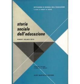 Storia sociale dell'educazione