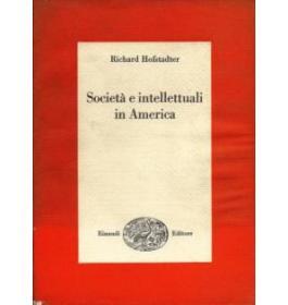 Societa' e intellettuali in America