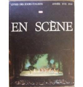En scene