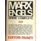 Opere complete XLIII