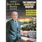 The european basketball register
